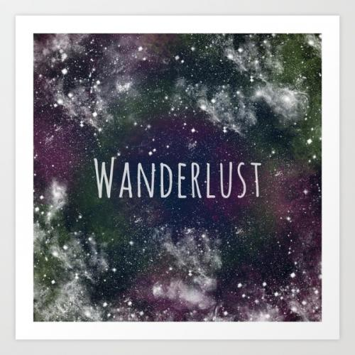 Wanderlust: Space